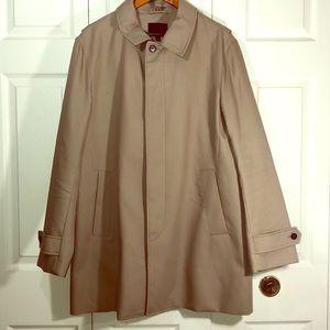 BANANA REPUBLIC Tan Trench Coat- Large